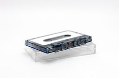 Cassette tabe for music reccord Royalty Free Stock Image