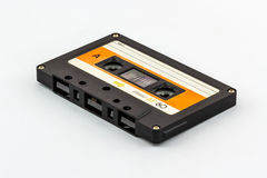 Cassette tape. Royalty Free Stock Images
