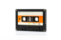 Cassette tape. Stock Photo