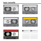 Cassette Stock Images