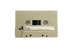 Cassette tape Royalty Free Stock Images