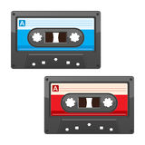 Cassette tape Stock Photography