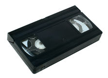cassette vhs video στοκ εικόνα με δικαίωμα ελεύθερης χρήσης
