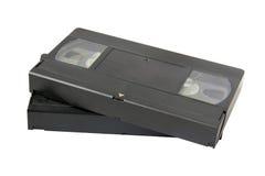 Cassette vidéo classique Photos libres de droits