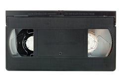 Cassette visuelle de film de système domestique Photographie stock libre de droits