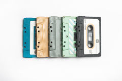 Cassetteband Royalty-vrije Stock Afbeelding