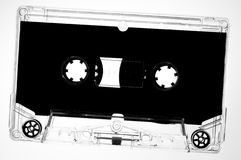 Cassettes Photographie stock libre de droits