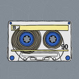 Cassettes Stock Image