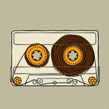 Cassettes Stock Photo