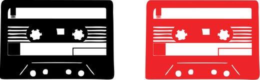 Cassettes compactes Photos stock
