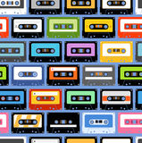 Cassettes de cru Image stock