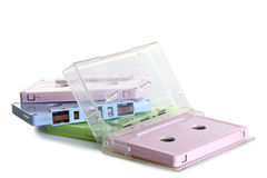 Cassettes Stock Images