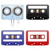 Cassettes sonores illustration libre de droits