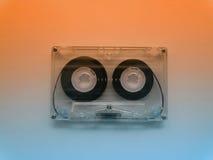 Cassettes sonores pour l'enregistreur Photographie stock