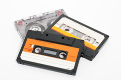 Cassettes tape Royalty Free Stock Photography