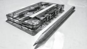 Cassettetape Στοκ Εικόνες