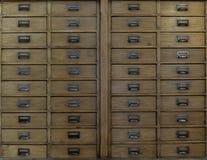 Cassetti immagine stock