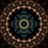 Cassetto bizantino Fotografie Stock Libere da Diritti