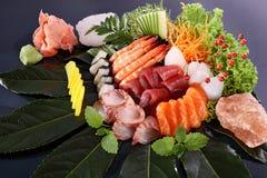 Cassetto del partito dei sushi fotografia stock