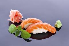 Cassetto del partito dei sushi fotografia stock libera da diritti
