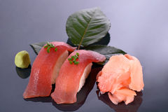 Cassetto del partito dei sushi Immagine Stock Libera da Diritti