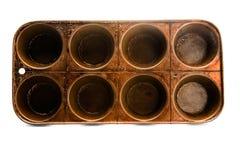 Cassetto del servizio Immagini Stock