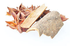 Cassia and anise Stock Photos