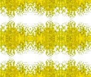 Cassia fistula background. Cassia fistula seamless isolated on white background royalty free stock photography