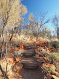 Cassia Hill hiking path Stock Photos