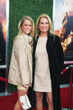 Cassidy Gifford and Kathie Lee Gifford Stock Image