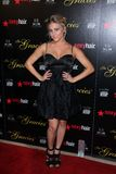 Cassie Scerbo at the 2012 Gracie Awards Gala, Beverly Hilton Hotel, Beverly Hills, CA 05-22-12 Stock Photos