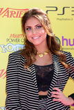 Cassie Scerbo, Cassie. LOS ANGELES - OCT 22:  Cassie Scerbo arriving at the 2011 Variety Power of Youth Evemt at the Paramount Studios on October 22, 2011 in Los Royalty Free Stock Photography