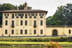 Cassinetta di Lugagnano Royalty Free Stock Image
