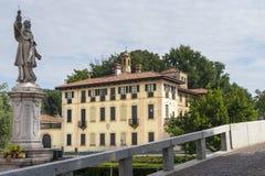 Cassinetta di Lugagnano (Milan) Royalty Free Stock Photos
