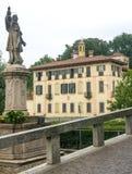 Cassinetta di Lugagnano (Milan) Stock Photography