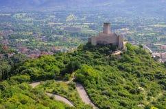 Cassino castle stock photos