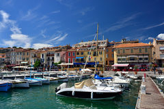 Cassis Photo stock