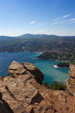 Cassis bay Stock Images