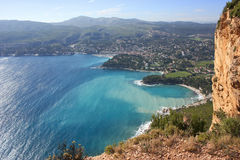 Cassis Bay Stock Image
