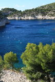 Cassis calanque in France Stock Photo