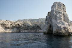 Cassis calanques Royalty Free Stock Photography