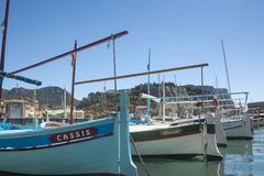 Cassis Stock Image