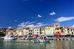 Cassis Royalty Free Stock Photography
