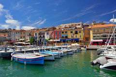 Cassis Stock Images