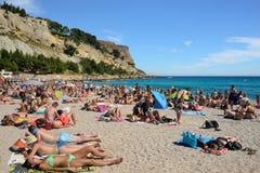 Cassis, französisches Riviera Stockfotografie