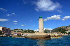 Cassis, French riviera Stock Photo