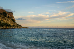Cassis, South France Royalty Free Stock Photography
