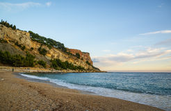 Cassis, South France Royalty Free Stock Photos
