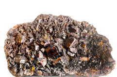 Cassiterite Royalty Free Stock Images
