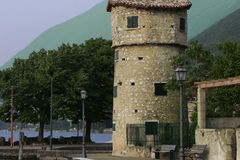 Cassone di Malcesine Royalty Free Stock Photo